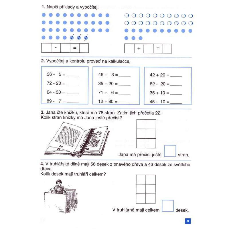 Procvicujeme Pocitani 4 Pracovni Listy Pro 10 Rocnik Zakladni