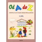 Od A do Z, 1. díl – slabikář pro 1. stupeň základní školy praktické