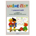 Umíme číst, 1. pracovní sešit k učebnici Náš slabikář, 2. díl pro první stupeň základní školy speciální