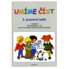 Umíme číst, 2. pracovní sešit k učebnici Náš slabikář, 2. díl pro první stupeň základní školy speciální